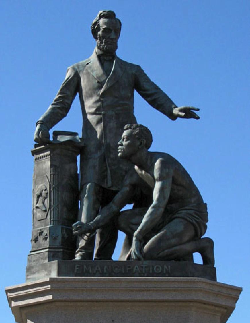 Emancipation Or Freedman S Memorial Visual Culture Of