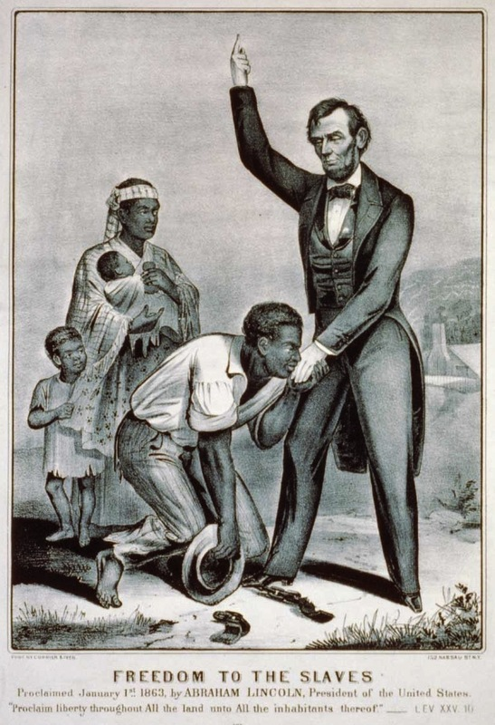 slavery and lincoln